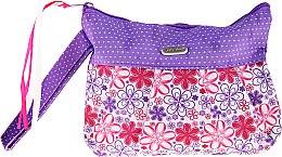 Parfémy, Parfumerie, kosmetika Kosmetická taška Ribbons 93944, šeříková - Top Choice