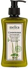 Parfémy, Parfumerie, kosmetika Kondicionér proti vypadávání vlasů - Melica Organic Anti-Hair Loss Conditioner