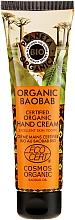 Parfémy, Parfumerie, kosmetika Posilující krém na ruce - Planeta Organica Organic Baobab Hand Cream