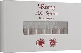 Parfémy, Parfumerie, kosmetika Fyto-esenciální lotion proti vypadávání vlasů v ampulích - Orising H.G. System Biocomplex