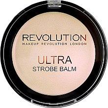 Parfémy, Parfumerie, kosmetika Rozjasňovač na obličej - Makeup Revolution Ultra Strobe Balm