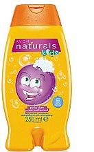 Parfémy, Parfumerie, kosmetika Dětský šampon-kondicionér Bujná švestka - Avon Shampoo