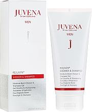 Parfémy, Parfumerie, kosmetika Sprchový gel a šampon - Juvena Rejuven Men Moisture Boost Shower & Shampoo Gel