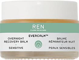 Parfémy, Parfumerie, kosmetika Noční obnovující balzám na obličej - Ren Evercalm