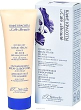 "Parfémy, Parfumerie, kosmetika Hydratační krémový sérum pro denní péči o pleť ""Pre-make-up"" pro suchou a normální pleť - Le Cafe de Beaute Cream Serum Visage"