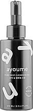 Parfémy, Parfumerie, kosmetika Hydrofilní olej - Ayoume Pore Deep Cleansing Oil