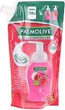 Parfémy, Parfumerie, kosmetika Tekuté mýdlo - Palmolive Magic Softness Raspberry Foaming Handwash (doypack)