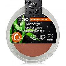 Parfémy, Parfumerie, kosmetika Kompaktní tvářenka - Zao Compact blush refill (náhradní náplň)