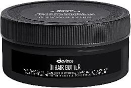 Parfémy, Parfumerie, kosmetika Výživný olej na vlasy - Davines OI Hair Butter