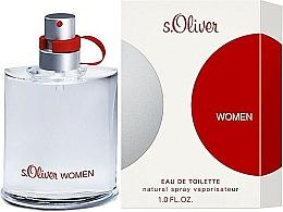 Parfémy, Parfumerie, kosmetika S. Oliver Women - Toaletní voda