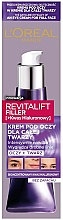 Parfémy, Parfumerie, kosmetika Oční krém - L'Oreal Paris Revitalift Filler Eye Cream For Face
