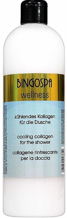 Chladící kolagen do sprchy - BingoSpa Collagen — foto N1