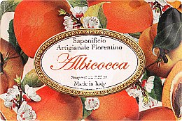 Parfémy, Parfumerie, kosmetika Mýdlo toaletní Meruňka - Saponificio Artigianale Apricot