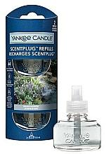 Parfémy, Parfumerie, kosmetika Náhradní náplň Vodní zahrada do elektrické aromalampy - Yankee Candle Water Garden