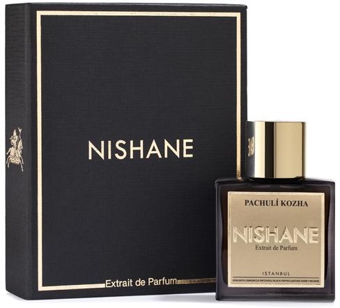 Nishane Patchuli Kozha - Parfémy — foto N2