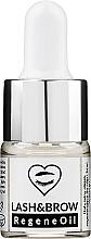 Parfémy, Parfumerie, kosmetika Olej na obočí a řasy - Lash Brow RegeneOil