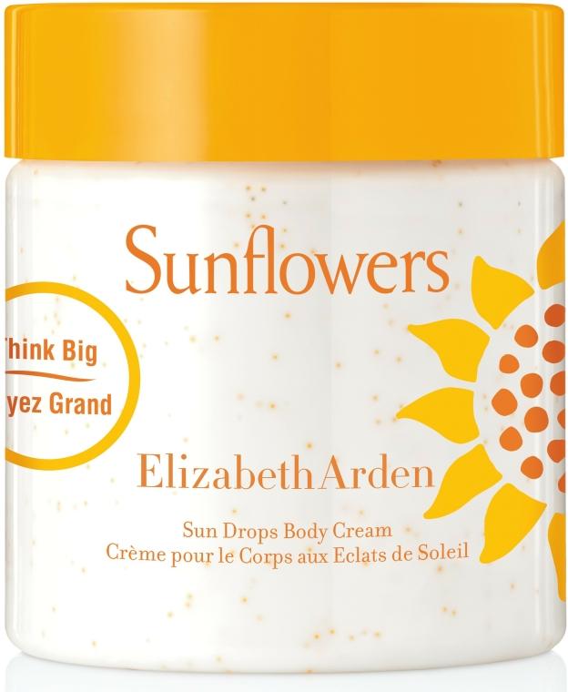 Elizabeth Arden Sunflowers Sun Drops Body Cream - Tělový krém — foto N1
