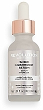 Parfémy, Parfumerie, kosmetika Pleťové sérum - Revolution Skincare Snow Mushroom Serum