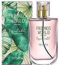 Parfémy, Parfumerie, kosmetika Oriflame Friend's World For Her Tropical Sorbet - Toaletní voda