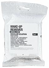 Parfémy, Parfumerie, kosmetika Čisticí ubrousky pro normální pleť - Comodynes Make-up Remover Micellar Solution 3in1