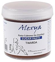 Parfémy, Parfumerie, kosmetika Pasta pro sugaring - Alexya Sugar Paste Twarda