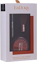 Parfémy, Parfumerie, kosmetika Sada - IsaDora Bronzing Travel Kit (bronzer/3.8g + mascara/3ml + brush/1pcs)