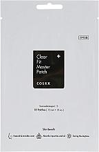 Parfémy, Parfumerie, kosmetika Náplasti proti akne - Cosrx Clear Fit Master Patch
