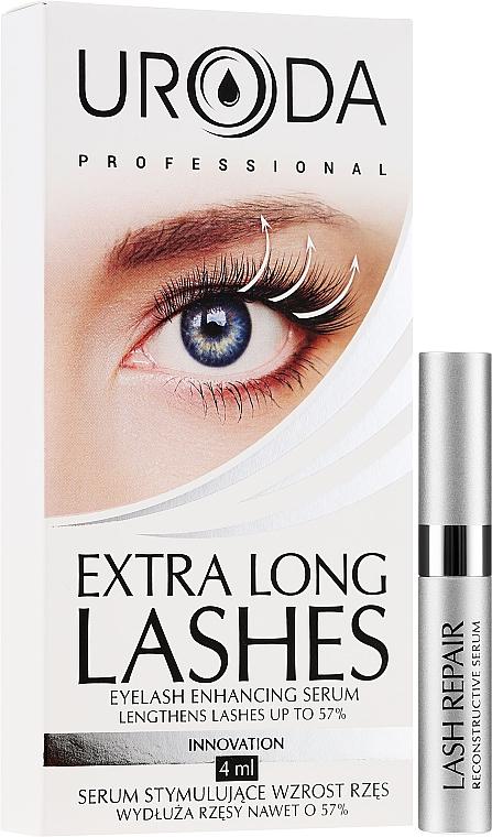 Sérum pro růst řas - Uroda Professional Extra Long Lashes Enhancing Serum