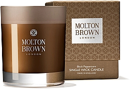 Parfémy, Parfumerie, kosmetika Molton Brown Black Peppercorn Single Wick Candle - Svíčka s jedním knotem