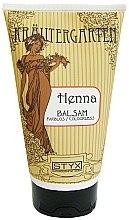 Parfémy, Parfumerie, kosmetika Balzám Henna, bezbarvý - Styx Naturcosmetic Henna Balsam