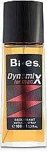 Parfémy, Parfumerie, kosmetika Bi-Es Dynamix - Parfémovaný deodorant-sprej