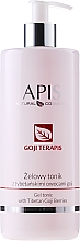 Parfémy, Parfumerie, kosmetika Tonikum na obličej - APIS Professional Goji TerApis Gel Tonic