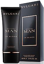 Parfémy, Parfumerie, kosmetika Bvlgari Man In Black - Balzám po holení