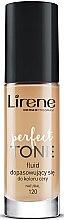 Parfémy, Parfumerie, kosmetika Tonální fluid - Lirene Perfect Tone Fluid