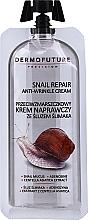 Parfémy, Parfumerie, kosmetika Krém proti vráskám s hlemýžďovým slizem - Dermofuture Snail Repair Anti-Wrinkle Cream