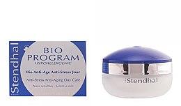 Parfémy, Parfumerie, kosmetika Denní krém na obličej - Stendhal Bio Program Bio Anti-Age Anti-Stress Jour