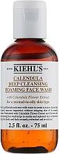 Parfémy, Parfumerie, kosmetika Čisticí gel-pěna s měsíčkem - Kiehl`s Calendula Deep Cleansing Foaming Face Wash