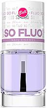 Parfémy, Parfumerie, kosmetika Vrchní vrstva na nehty - Bell So Fluo Nail Enamel