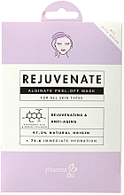 Parfémy, Parfumerie, kosmetika Alginátová pleťová maska Omlazení - Pharma Oil Rejuvenate Alginate Mask