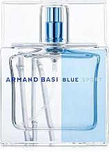 Parfémy, Parfumerie, kosmetika Armand Basi Blue Sport - Toaletní voda