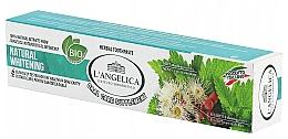Parfémy, Parfumerie, kosmetika Zubní pasta Přirozené bělení - L'Angelica