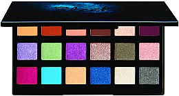 Parfémy, Parfumerie, kosmetika Paleta očních stínů - Sleek MakeUP Major Morphosis Eyeshadow Palette