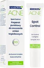 Parfémy, Parfumerie, kosmetika Prostředek proti akné - Novaclear Acne Spot Control
