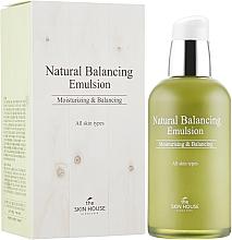 Parfémy, Parfumerie, kosmetika Emulze pro obnovení rovnováhy pokožky - The Skin House Natural Balancing Emulsion