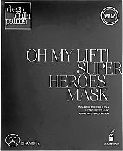 Parfémy, Parfumerie, kosmetika Anti-age lifting maska - Diego Dalla Palma Oh My Lift Super Heroes Mask