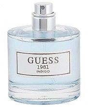 Parfémy, Parfumerie, kosmetika Guess 1981 Indigo for Women - Toaletní voda (tester bez víčka)