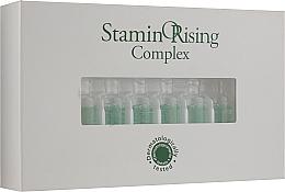 Parfémy, Parfumerie, kosmetika Fyto-esenciální lotion proti vypadávání vlasů v ampulích - Orising StaminORising Complex