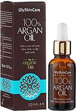 Parfémy, Parfumerie, kosmetika Arganový olej na obličej - GlySkinCare 100% Argan Oil