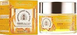 Parfémy, Parfumerie, kosmetika Výživný hydratační krém na obličej - Bielenda Manuka Honey Nutri Elixir Day/Night Cream