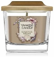 Parfémy, Parfumerie, kosmetika Vonná svíčka - Yankee Candle Elevation Sunlight Sands